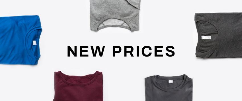 SPOD new prices 2021