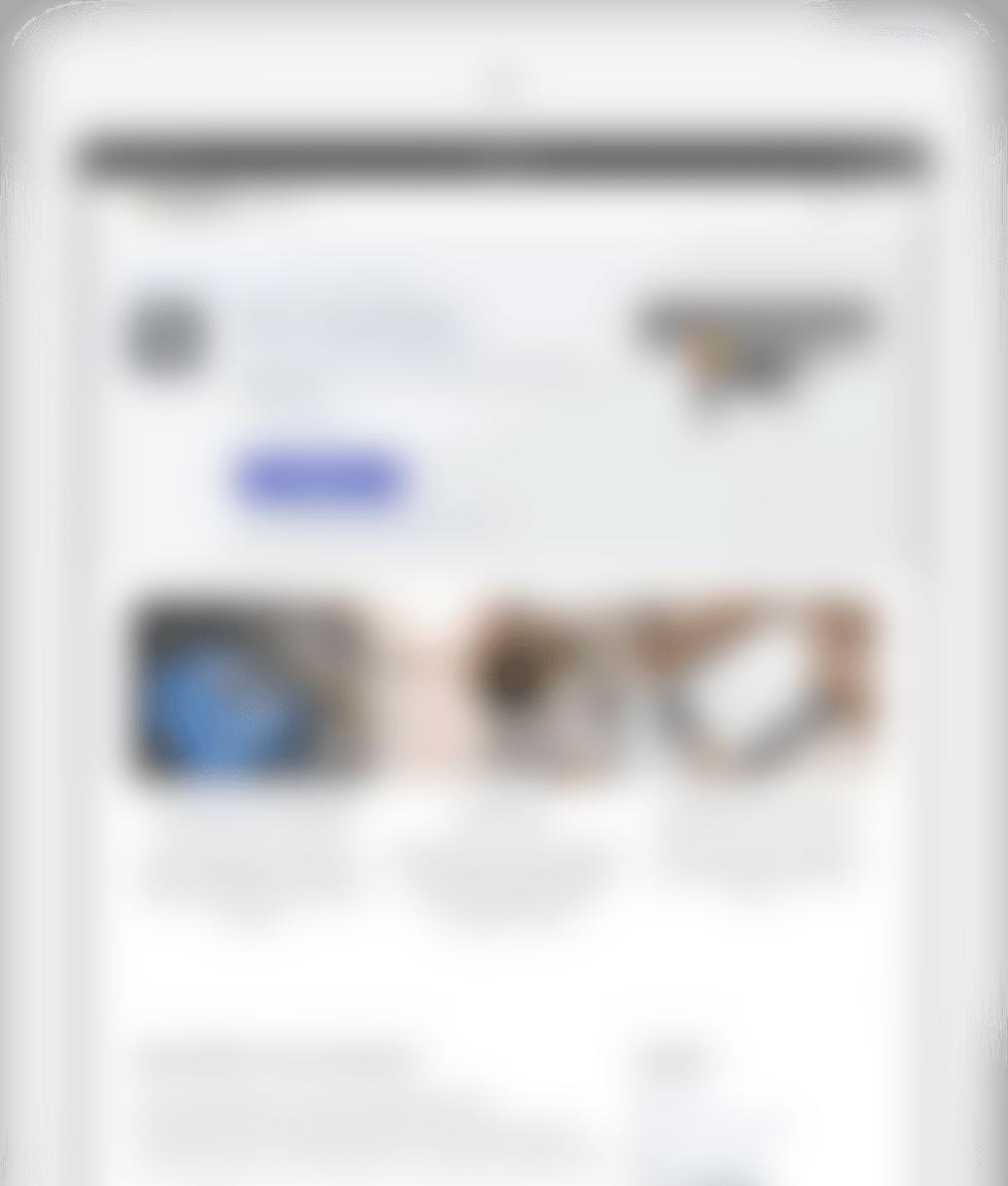 iPad Screenshot App Store